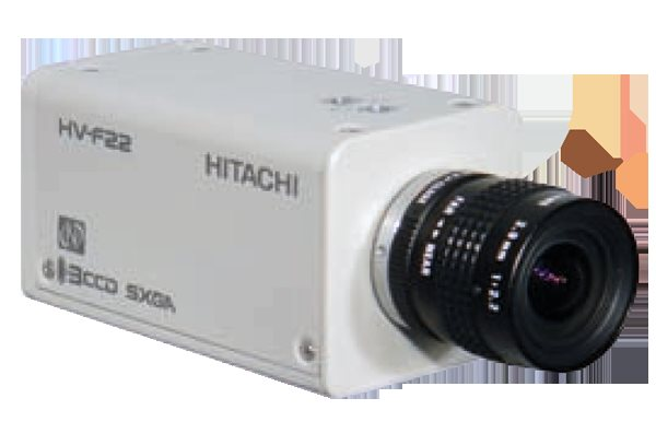 Hitachi HV-F22CL-S4 Pak-1  W/:  HV-F22CL camera, PIXCI® EL1 Camera Link frame grabber, EPIX CL1-2M 3-ft Camera Link cable, cable and a 45601-C4 power