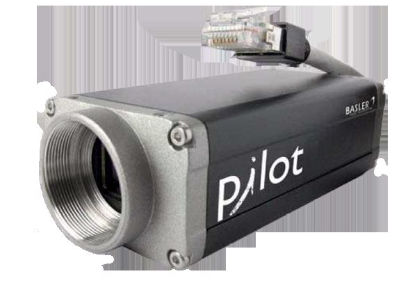 Basler piA1000-60gc  Machine Vision Area Scan GigE 1004 x 1004, 60 fps, color