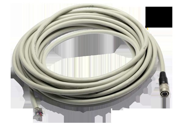 The Basler 2000022909 Power-I/O Cable, HRS 12p, open, twisted 10m Cable Accessory