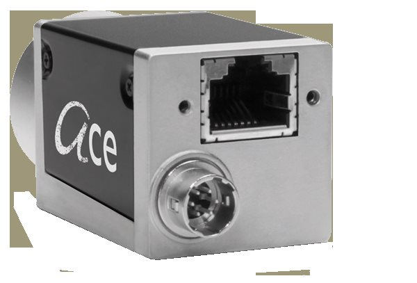 Basler Ace Machine Vision Area Scan GigE 1920 x 1080, 50 fps, mono