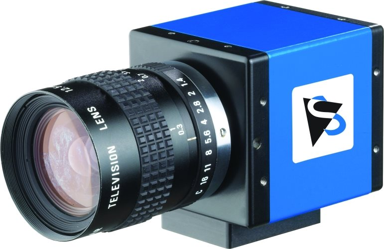 The Imaging Source USB CCD B&W Camera DMK 21BU04.H