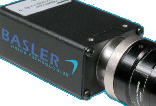 Basler A601fm Machine Vision Area Scan IEEE 1394A 656 x 491, 60 fps, mono 1/2