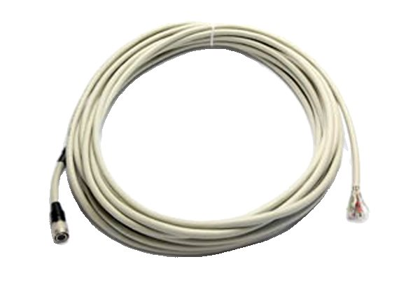 The Basler 2000026632 Power- I/O Cable, PLC, HRS 12p, open, twisted, 10 m Cable Accessory