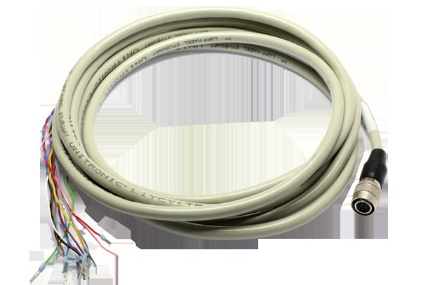 Basler I/O Cable, HRS 12p, 10 m, runner