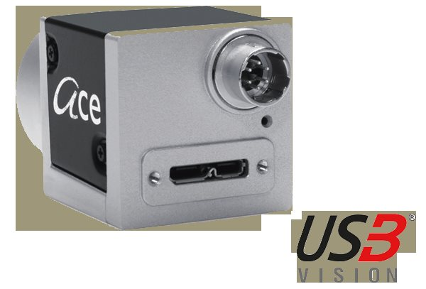 Basler acA2500-14uc USB3 Vision 2592 x 1944, 14 fps, color