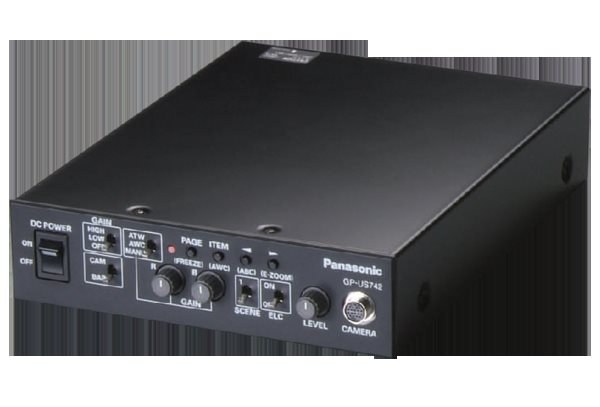 Panasonic Camera Control Unit GPUS742CU
