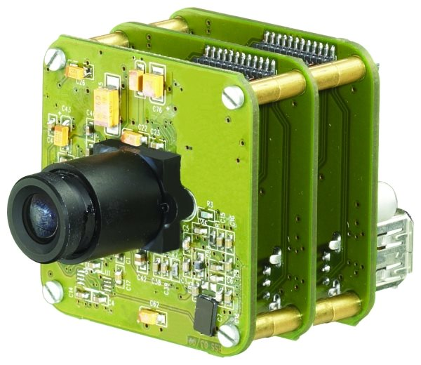 The Imaging Source USB CCD B&W Board Camera DMM 21BU04-ML